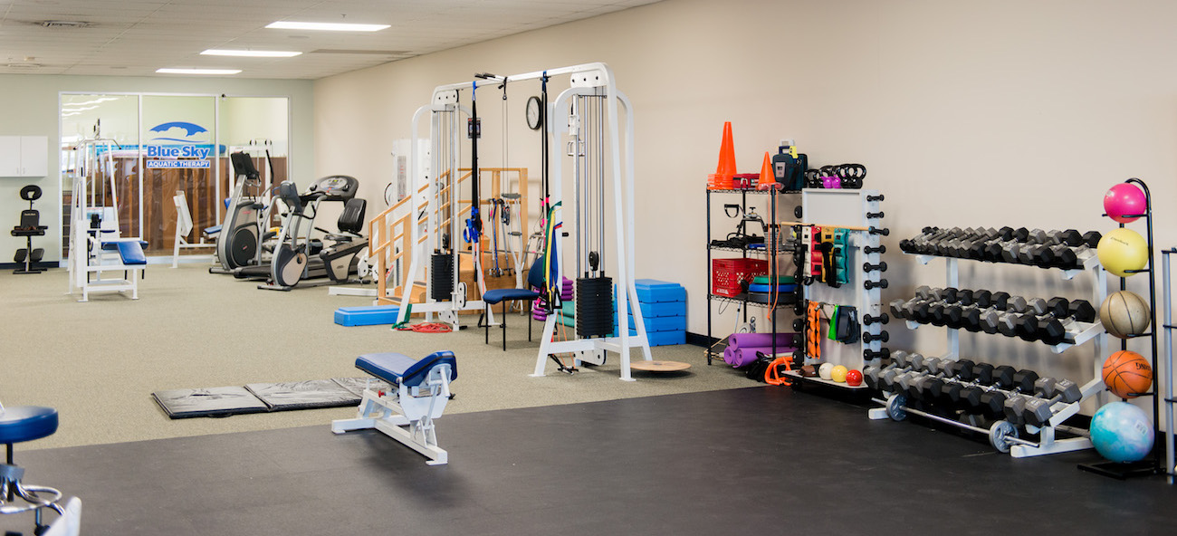 Blue Sky Therapy | Physical Therapy Facility