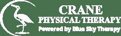Crane Logo - Horizontal - White - PNG