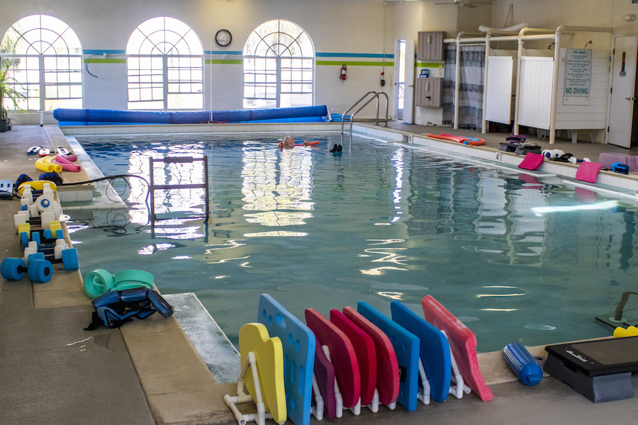 Aquatic Therapy | Physical Therapy Services