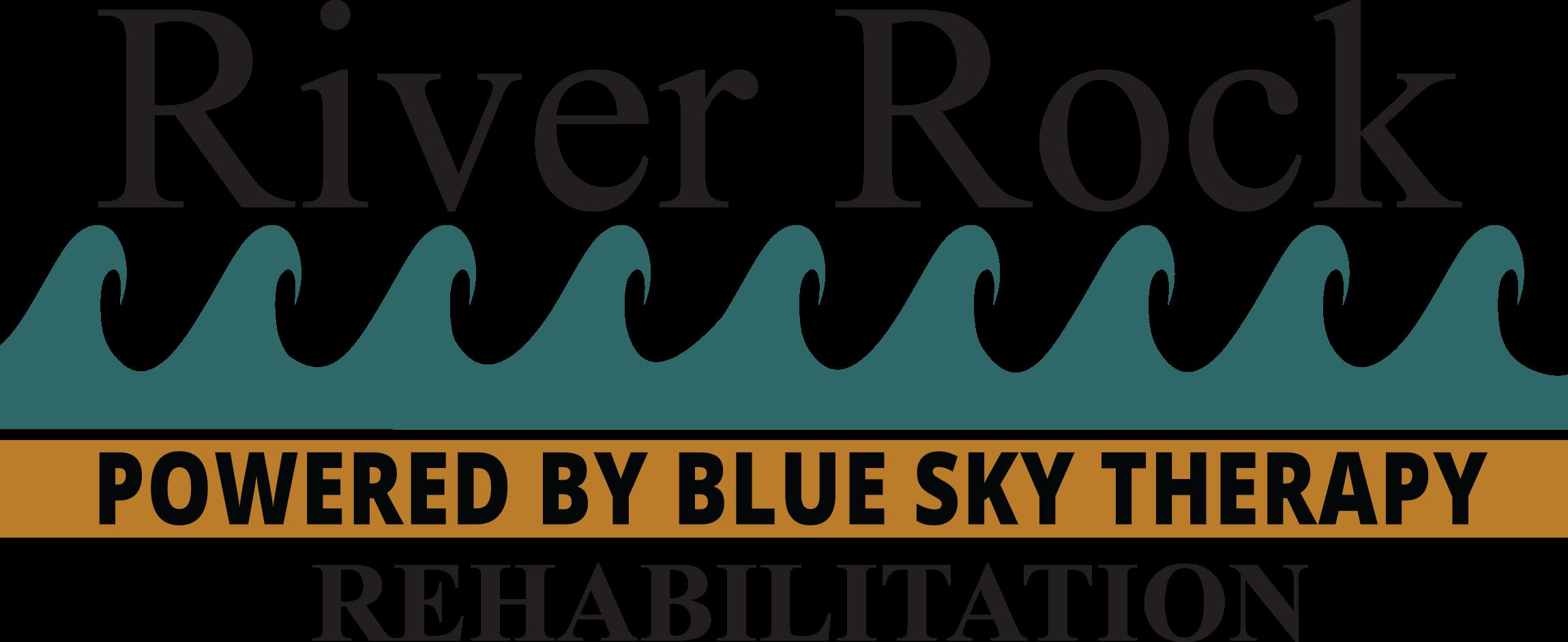 River Rock Logo - PNG